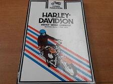 OEM Harley Davidson Clymer 1959-1975 Sportster Service Repair Hanbook M419
