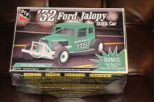 DTR '32 Ford Jalopy Stock Car #115 Marv Dailey Plastic Model Kit #21710J