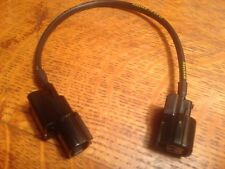 "Acura RSX EP3 IAT Intake Air Temp Sensor Extension harness 9"" k24 k24a2 k20 k20a"