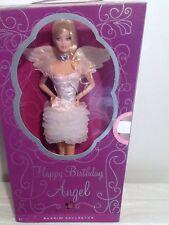 Happy Birthday, Angel Barbie Doll (Pink Label) (New)