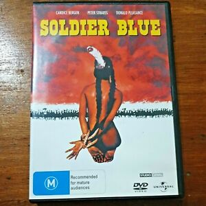 Soldier Blue (DVD, 2009) R4 Like New! – FREE POST