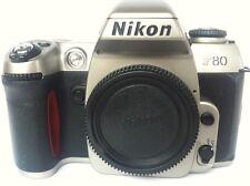 Cámara SLR experto en cámara/lente Nikon F80 35MM de cine + Gorra