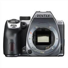 Pentax K-70 DSLR Camera SILVER (Body Only) K Mount Japan NEW