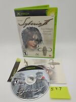 Syberia II 2: Kate Walker's Adventure Continues (Xbox) Complete, No Scratches!