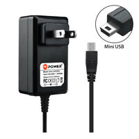 PKPOWER 5V 2A Mini USB Wall Charger AC-DC Power Supply Adapter US for GPS MP3