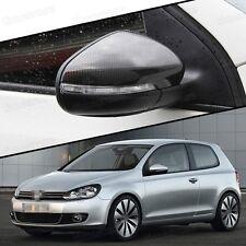 Carbon Fiber Side Mirror Cap Covers for VW Golf MK6 2009-2012 / Touran 2011-2015