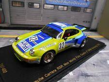 Porsche 911 rsr Max Moritz DRM Norisring 1975 Stenzel foto fuente 32 Spark 1:43