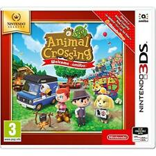 Nintendo 3ds Selects Animal Crossing Leaf Welcome Amiibo