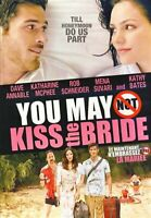 You May Not Kiss the Bride (Canadian Release) New DVD