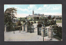 38174/AK-Glasgow-West End Park and University - *