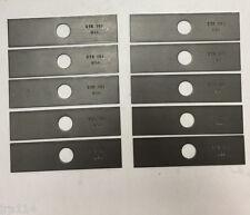 "375-301 (10PK) 8"" Stick Edger Blades PE-2000 PE-2400 PE-3100 PAS-2601 PE-2601"
