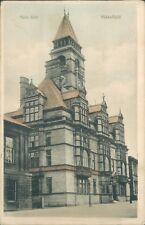 Wakefield town hall, 1909, Stewart and woolf