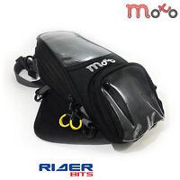 95TREKKER X2 4L TANKBAG WATERPROOF MOTORCYCLE TABLET GPS SMALL SCRACTH RESISTANT