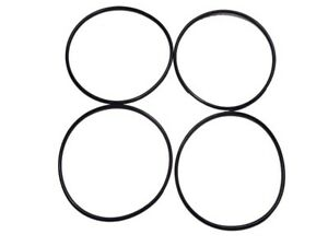 4 Dichtungen / O-Ringe 88,00 x 3,00 EPDM 70
