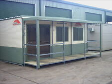6 x 3m Portable Building Hire. Internal Fit out Including Verandah