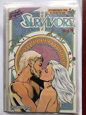 SURVIVORS #2 (1986 PRELUDE GRAPHICS) NM