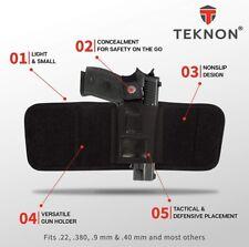 Teknon Concealed Carry Handgun Neoprene Ankle Holster for Men & Women