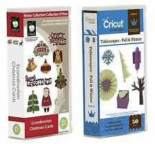 Cricut Cartridge - Scandinavian Christmas Cards & Tablescapes Fall & Winter