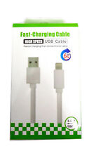 10FT Fast Charging Cable High Speed USB Rapid Power Cord Charger 6g Apple Iphone