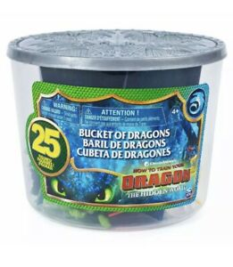 How to Train Your Dragon The Hidden World Bucket of Dragons
