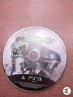 Sony PlayStation 3 PS3 Disc Only Resurfaced Tom Clancy's Splinter Cell Blacklist