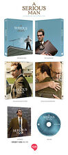 A Serious Man (2016, Blu-ray) Full Slip Limited Edition (700 copies)