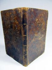 The Virginia Wreath or Original Poems by John Wharton, M. D. 1814 leather