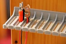13,5 cm Messleitungshalter Meßleitungshalter Kabelrechen Kabelhalter Kabelbinder