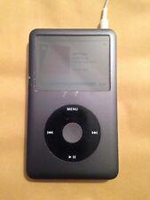 Apple iPod Black A1238 - 160GB. MC297. 7th Generation. Used