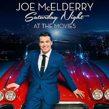 JOE McELDERRY SATURDAY NIGHT AT THE MOVIES CD -  As Seen On TV / UK Edition
