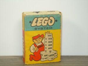 Original Empty Box Lego System *42755