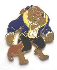 Disney Pin Badge DLP - Beauty and the Beast - Beast