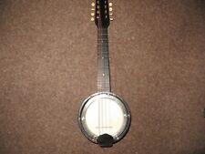 Banjo mandolin  in good playable condition