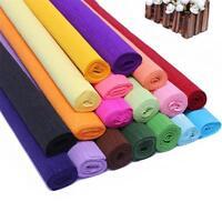 Crepe Paper Streamer Roll DIY Wedding Birthday Party Supplies Children Handmade