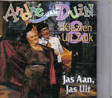 Andre van Duin-Klazien Uit Zalk cd single