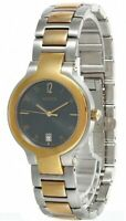 GUCCI Gray Dial Two-tone SS Bracelet Men's Watch 8900M