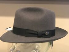 b7a4c5652a35e  220 Bailey Of Hollywood Fur Felt Beaver Rabbit Hat Trilby Fedora Madison  SMALL