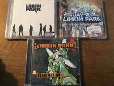 Linkin Park  [3 CD Alben] Minutes To Midnight + Reanimation + Collision Course