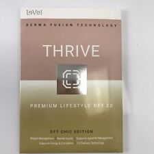 AUTHENTIC New Le-Vel Thrive Premium Lifestyle DFT 2.0 Patches Chic Edition