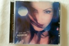 GLORIA ESTEFAN Out of Nowhere 2 Track Maxi CD USA inkl. Spanish Track