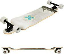Downhill Maple Longboard Skateboard 40 inch Drop Deck Outdoor Sports Alps