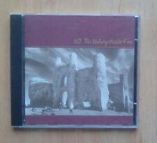 U2  CD The Unforgettable Fire (Incl Pride & Bad) Ex