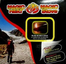 NEW MH002-6 Magic Heat Diethylene Glycol Stove Kit