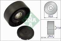 NEW 531 0891 10 INA Tensioner Pulley, v-ribbed belt  TEBE4e17 OE REPLACEMENT