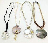 Lia Sophia Choice of 1 Necklace COSMO, HARVEST MOON, TOASTED, or WIRED /CAGED IN