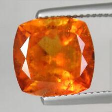 2.07Cts Superior Museum Grade Gem - Natural Hot Russian Orange CLINOHUMITE CLI08