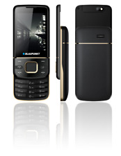 Blaupunkt FM01 Slider Mobiltelefon Handy schwarz Kamera Dual Mini SIM Bluetooth