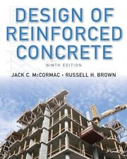 Design Of Reinforced Concrete by Jack C. Mccormac