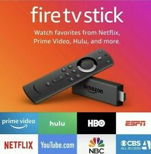 Amazon Fire TV Stick Alexa Voice Remote with TV Control Buttons 2019 Version