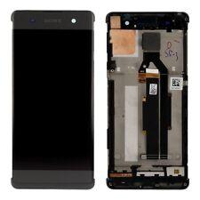 Pantalla Sony LCD completo con marco para Xperia xa f3111 f3112 negro de sustitución